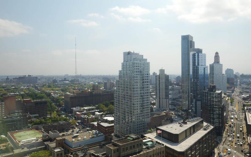 City Tower #35G ViewLow