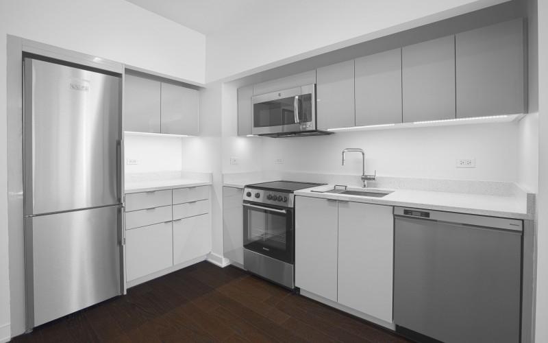 Enclave - Unit 1125 Kitchen