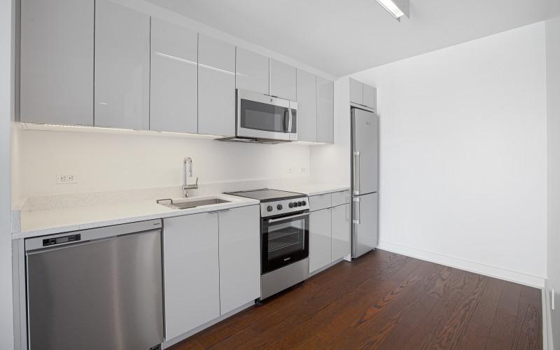 Enclave - Unit 1204 Kitchen