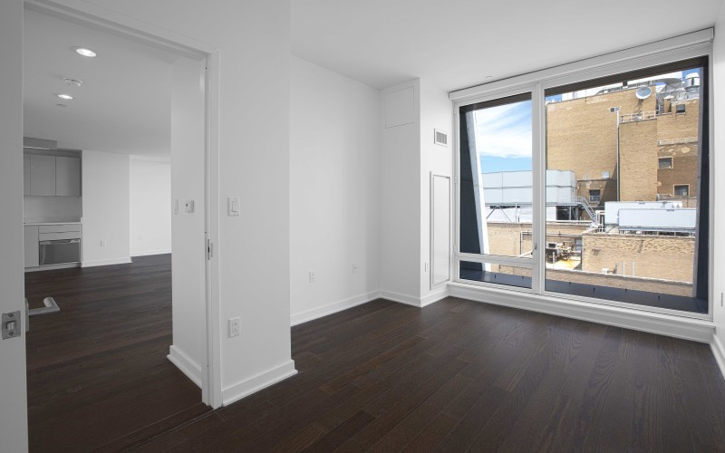 Enclave - Unit 1604 Bedroom