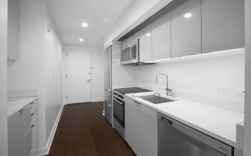 Enclave - Unit 412 Kitchen