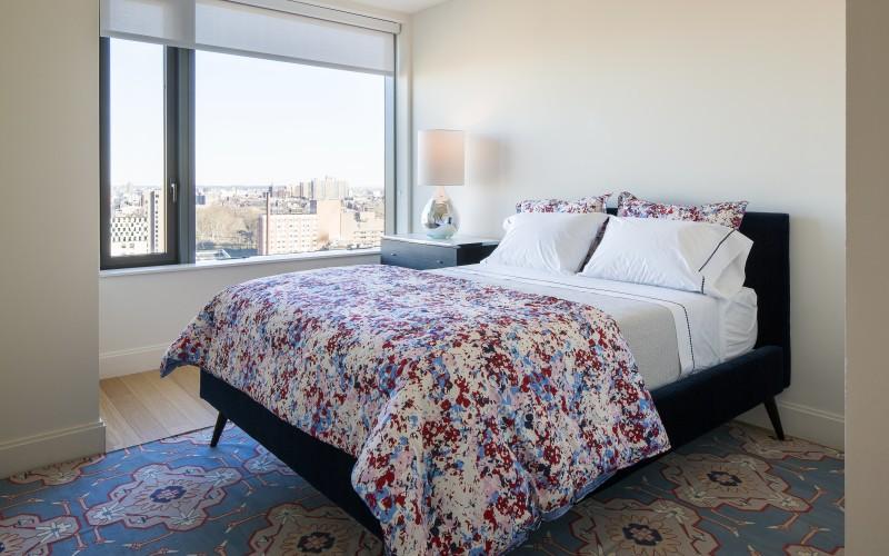 City Tower - N or P Line - Master Bedroom