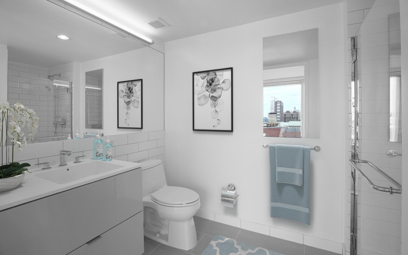 VS Enclave - Unit 1412 - BathroomLow